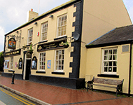 Public House in North Wales